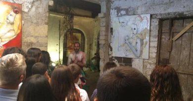 Lunarte, in Campania appuntamento con arte contemporanea e tradizione dei borghi