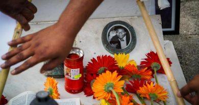 (FOTO/VIDEO) Morte Jerry Masslo, preghiere e riflessioni a Villa Literno