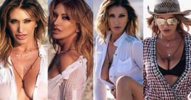 (FOTO/VIDEO) Sabrina Salerno bomba sexy a 51anni