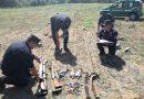 (FOTO) Caccia illegale nel Casertano: blitz Carabinieri Forestale