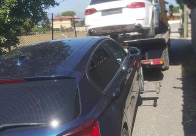 Furti in abitazione: blitz Squadre Mobili di Caserta e Roma arrestano banda di nomadi