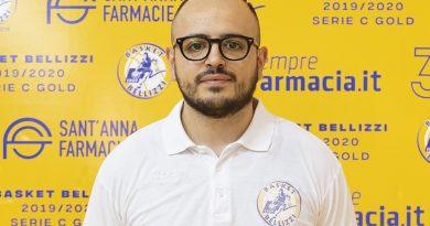 (VIDEO) Basket. Bellizzi – Salerno, intervista all'assistant coach Umberto De Francesco