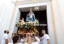(VIDEO) Aversa. Processione Maria SS dell'Arco in via Orabona
