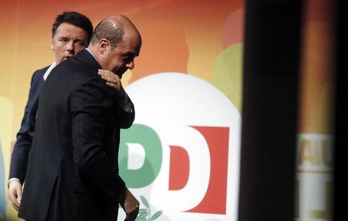 PD, Renzi verso la scissione