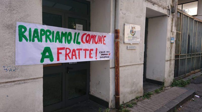 Image result for CASA DEL POPOLO SALERNO FRATTE