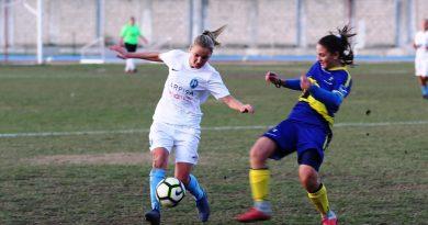 Calcio Femminile. Napoli, vittoria all'esordio alla prima in Serie B