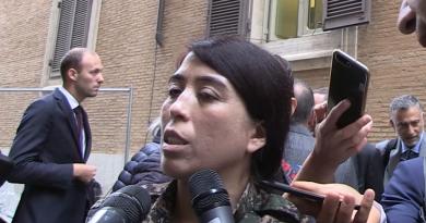 """(VIDEO) Curdi, Issa: """"Erdogan è secondo califfo"""""""