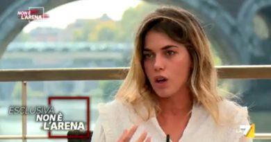 """(VIDEO) Morte Diabolik, figlia Ginevra: """"Dopo la morte di mio padre ho avuto paura"""""""