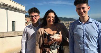 """Tre giovani pianisti del Conservatorio """"Martucci"""" di Salerno al Festival di Ravello"""