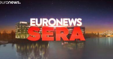 (VIDEO) Euronews Sera: rivedi l'edizione del tg europeo (10/10/2019)