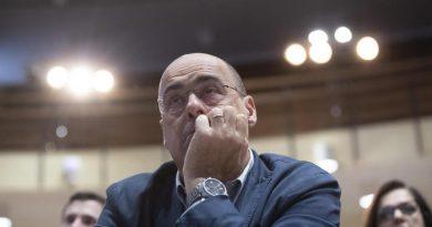 Zingaretti si dimette da segretario del Pd