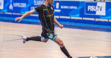Calcio a 5. Turmena show, il Futsal Fuorigrotta vola anche a Viterbo