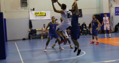 Basket. Cava batte Mugnano e aggancia la vetta della classifica