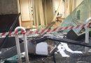 (FOTO) Aversa. Colpo da film all'Unicredit: ladri bloccano i 'varchi' della città