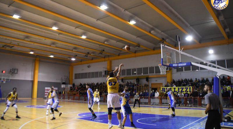 Trasferta sul campo di Isernia per il Basket Bellizzi