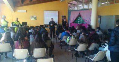 Salerno. Carabinieri Artificieri incontrano gli studenti