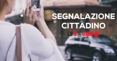 (VIDEO) Aversa. Segnalazione cittadino: infiltrazioni palazzine San Lorenzo