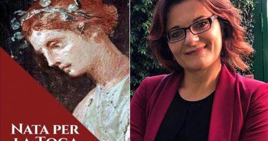 'Nata per la toga', il nuovo libro di Anna Mele