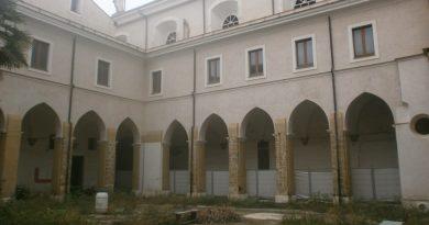 Aversa. Cenni storici sul Chiostro di San Domenico