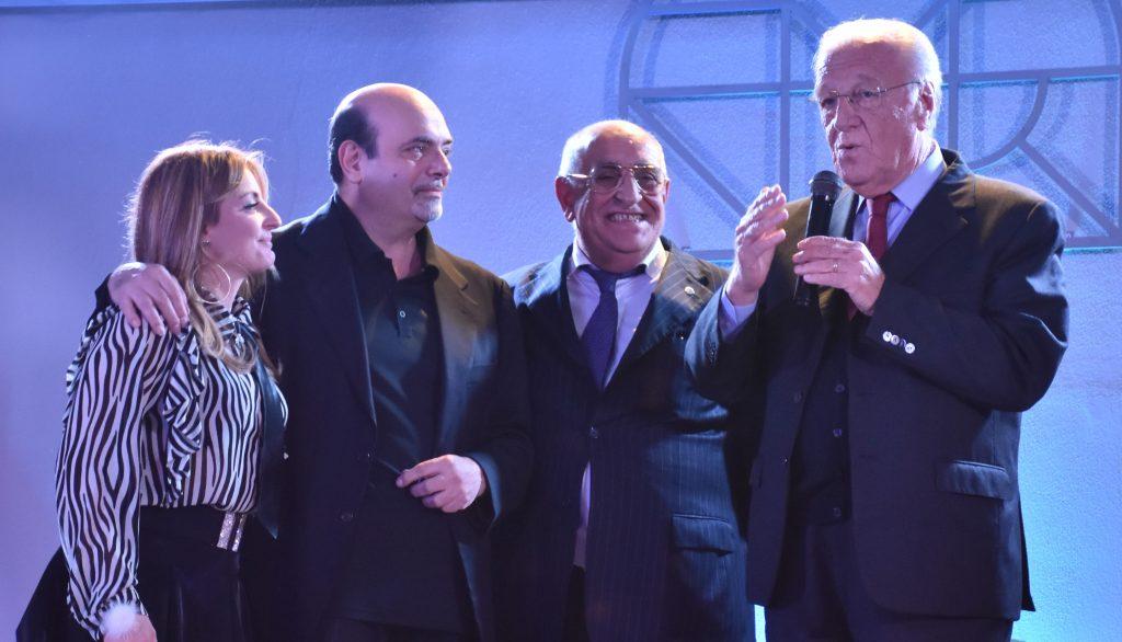 (FOTO) Il presidente della Pro Loco di Villaricca festeggiato da parenti ed amici più cari - La Rampa