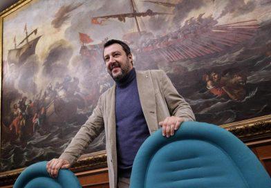 """Coronavirus, Salvini: """"Tutelare vita e lavoro medici e infermieri"""""""