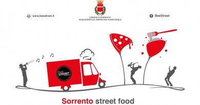 Nel weekend Sorrento Street Food Village 2019