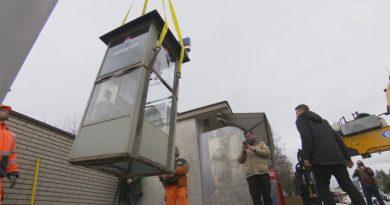 (VIDEO) Svizzera. Smontata l'ultima cabina telefonica
