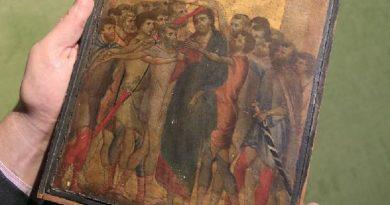 """(VIDEO) Parigi ora vuole tenersi """"Il Cristo deriso"""" di Cimabue"""