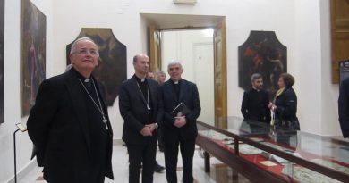 (VIDEO) Inaugurata Seconda Sezione Museo Diocesano di Aversa presso il Seminario Vescovile