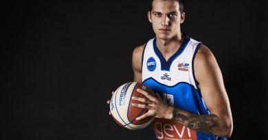 Napoli Basket, Milosevic alla Geko PSA Sant'Antimo