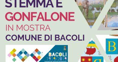Centenario Comune di Bacoli, a Villa Cerillo una mostra su stemma e gonfalone