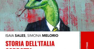 'Storia dell'Italia corrotta', venerdì la presentazione libro a Casal di Principe