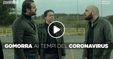 (VIDEO) Gomorra ai tempi del Coronavirus: la parodia dei The CereBros