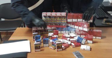 Cimitile. 61enne nascondeva sigarette di contrabbando a casa