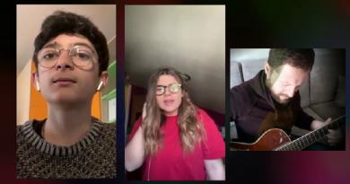 (VIDEO) Aversa. 'Napule è', i ragazzi della Fagnoni Music School cantano 'a distanza'
