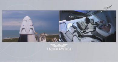 (VIDEO) SpaceX, 'We are not going to launch today': lancio rinviato per il CrewDragon