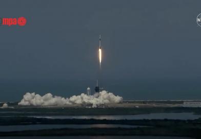 (VIDEO) SpaceX, Crew Dragon è partita