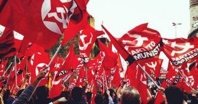 2 Giugno, manifestazione Partito Comunista a Roma e nelle principali piazze italiane