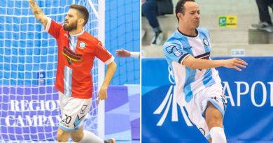 Calcio a 5. Milucci e Jorginho dicono addio al Futsal Fuorigrotta