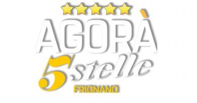 "Fondi Ristori Ter a Frignano. Agorà 5 Stelle: ""Vigileremo"""