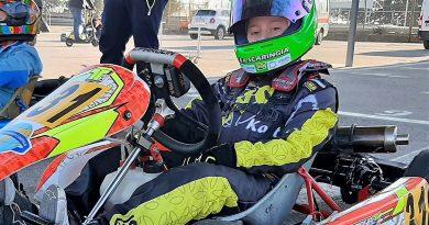 Kart. Il pilota aversano Alessandro Scaringia ingaggiato dal team internazionale BRM