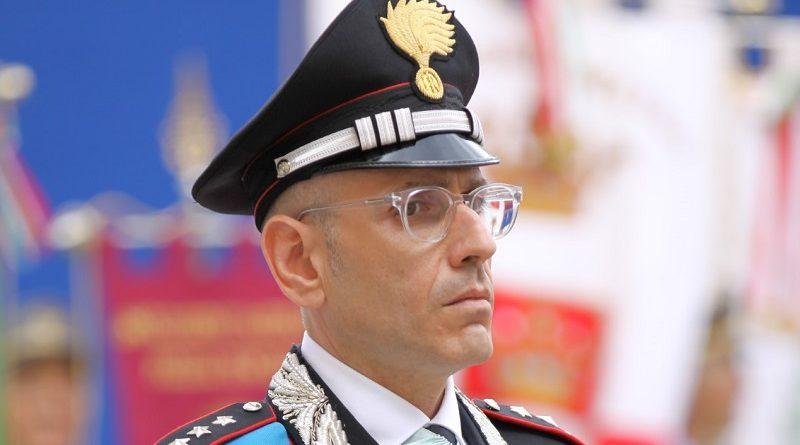 Avellino. Carabinieri, il Capitano Russo lascia Comando Nucleo Investigativo
