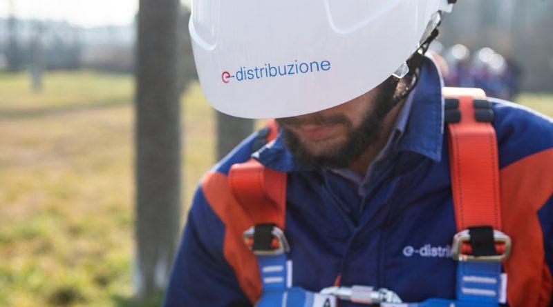 E-Distribuzione potenzia la rete elettrica di Curti