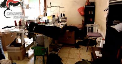 (VIDEO) NIPAAF sequestra un opificio a Striano