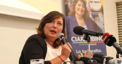 """(VIDEO) Regionali Campania, Ciarambino: """"Lottato contro uno trasformato in star da Covid"""""""