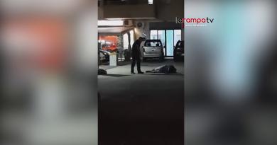 (VIDEO) Aversa. Guardia giurata sventa rapina sulla Variante