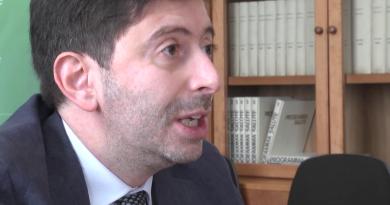 Covid e campagna vaccinale, ministro Speranza incontra Commissario Figliuolo e Capo Protezione Civile Curcio