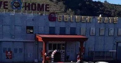 Napoli. Musica, Golden Gate Disco (Ex Ennenci) trasformato in un negozio cinese