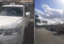 (VIDEO) Aversa. Segnalazione cittadino, taxi con disabile impossibilitato ad entrare all'ospedale Moscati