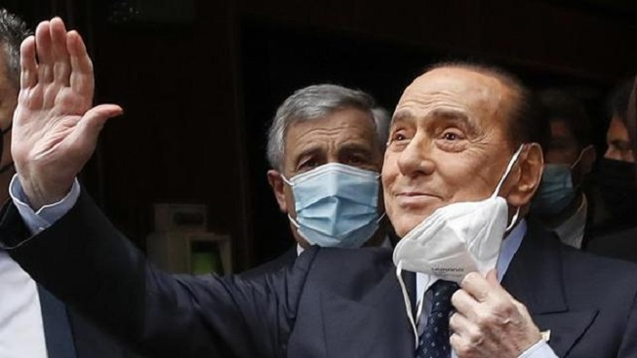 """Centrodestra, Berlusconi: """"Sogno partito unico italiano con Lega e FdI"""""""